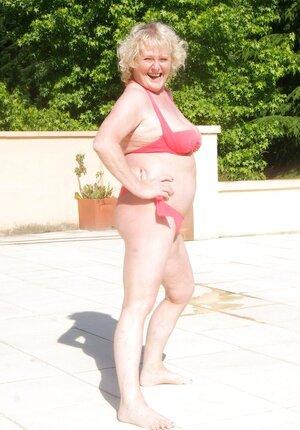 Crimson Bikini