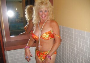 Molten Bikini Babe