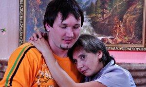 Lillian M&Rolf boy and pretty mom