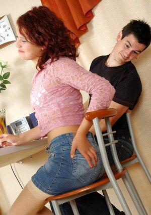 Carol&Vitas frisky ass plumbing couple