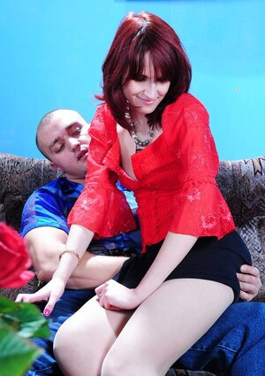 Gladys&Nicholas tastey anal pantyhose couple