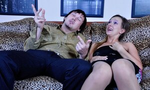 Denis&Rolf wild anal pantyhose duo